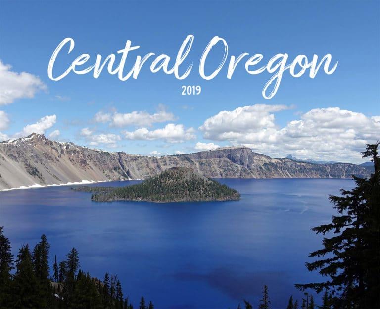 Central Oregon Book Cover