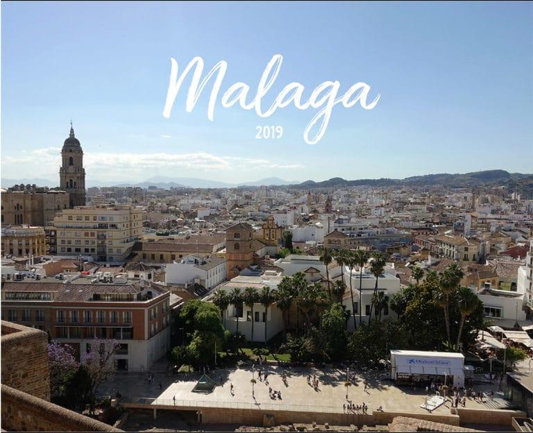 Malaga Book Cover
