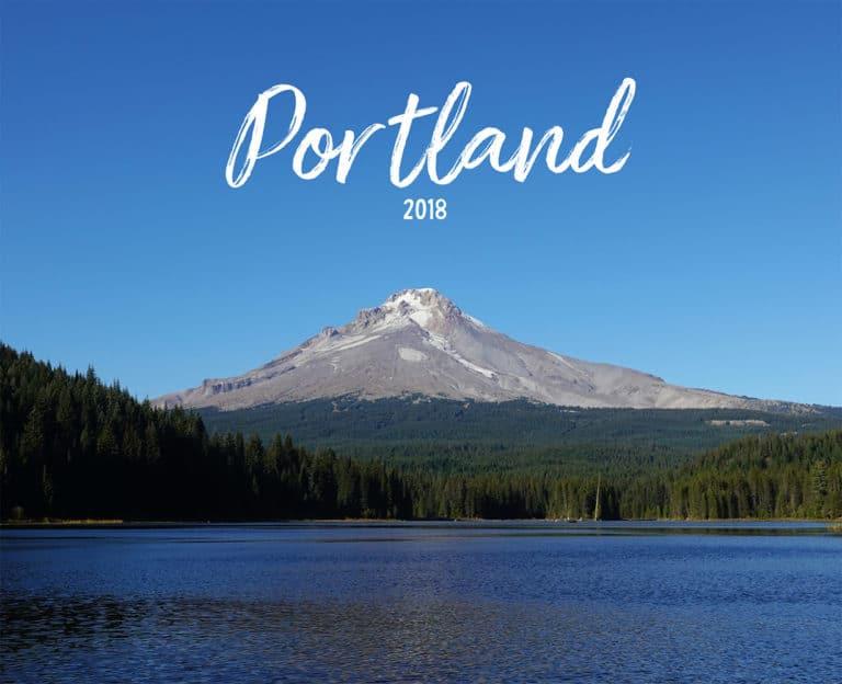 Portland Book Cover